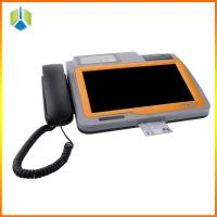 With integrated printer Touch screen Pos device for ticket identification----Gc039B