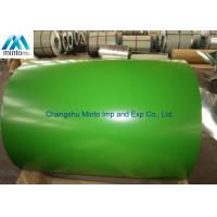 Color Coated Aluminium Coil Prepainted Galvalume Steel Coil ASTM A755M