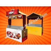 Custom Fried Coke Food Cart