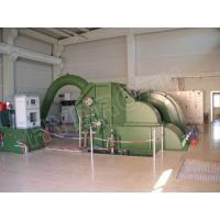 Pelton Water Turbine / Pelton Hydro Turbine for Hydropower Station with Water Heads 80 - 800m