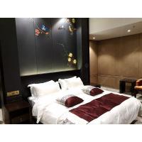 Customized Luxury Hilton Waldorf Hotel Bedroom Furniture Sets 3 Years Warranty