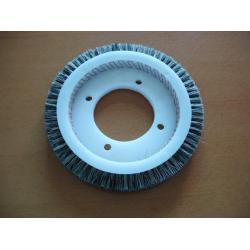 China LK Monforts Chengfu Bobcock Brucjner Senter Machinery  Parts Brush Wheel Various on sale