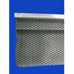 China Wall / Ceiling Expanded Metal Mesh , Decrative Expanded Aluminum Plate on sale