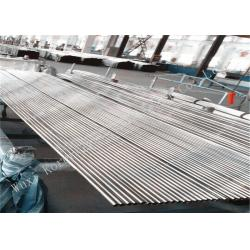 China Austenitic 304L Stainless Steel Pipes , Welded Circular Thin Wall Stainless Steel Tubing on sale