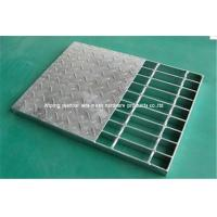 Stainless Steel Grating Panels Hot Dipped Galvanized Surface Treatment