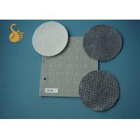 Static Resistant Needle Punched Felt , Industrial Synthetic Felt