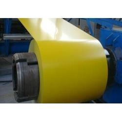 China Color Coated Roofing Steel PPGI Steel Coil on sale