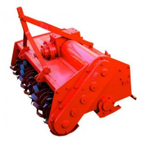 Durable Gear Drive Rotary Cultivator , Agricultural Farm Implements With Multiple Functions