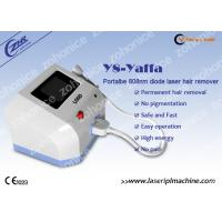 8.4 Color Touch LCD Display Safe Effective Diode Laser Hair Removal Machine