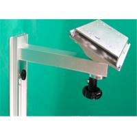 Aluminum Patient Monitor Stand Wall Mount With Bracket Height Adjustable
