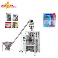 Fully Automatic SS304 Powder Packing Machine For Milk / Flour / Coffee