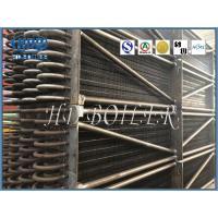 Energy Saving Steel Heat Exchanger Tubes Economizer In Boiler Spare Parts