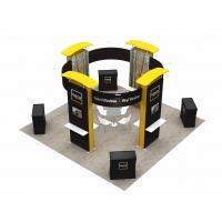 6X6 M Trade Show Exhibits Displays Eco Friendly Grafics Wrinkle Free Easy Assemble
