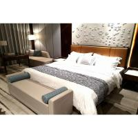Customized Modern Design Luxury Hotel Bedroom Furniture For Hilton Hotel Project