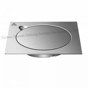 clean out stainless steel floor drain floor trap strainer shower drain bathroom drain