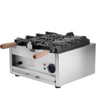 Taiyaki fish cake waffle making machine electric