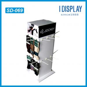 rotating base counter display stands, hook display, accessory