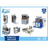 Pneumatic AC Wire Welding Machine, Wire shelf / rack Spot Welding Machine