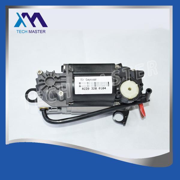 China Portable Automotive Mercedes Air Suspension Compressor A2203200104 supplier