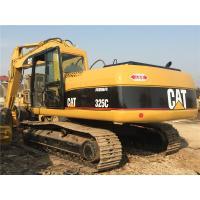 Used Crawler Excavator Caterpillar 325C