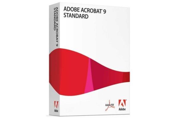 download acrobat 9 standard