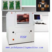 3D PCB FPC CNC Laser Cutting Machine With 2200 kgf/m2 Ground Pressure