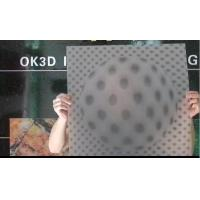 DOT Parallex Fly-eye 3d animation lenticular software with 360 degrees 3d effect with animation lenticular effect
