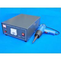 28 KHz Small Hand Held Ultrasonic Welding Machine 500W For Thermoplastic , Pistol Type