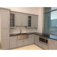Modern Kitchen Cabinet Solid Wood america kitchen cabinets