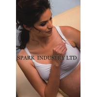 Customised Motherhood Marernity Belly Bands Nursing Bra With Seamless, Fabric Material