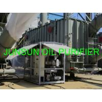 JUNSUN High Quality Enclosed Type Dielectric Oil/ Insulating Oil/ Transformer Oil Treatment Plant