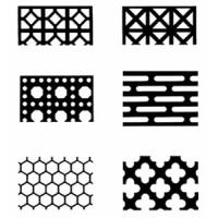 Decorative Perforated Sheet Designed Only for Beauty