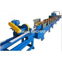 Hydraulic Electrical Roll Shutter Door Forming Machine With PLC Control System