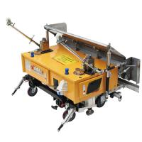 2019 Hot Sale High Quality Automatic Wall Plastering Machine