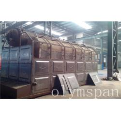 China Radiant Heat Heavy Condensing Oil Fired Steam Boiler Efficiency of Alloy Steel on sale