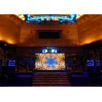 Pixel Pitch 3.91mm Concert LED Screens Full Color Display SMD2121 Die Casting Aluminum