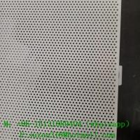 perforated metal roofing sheets / perforated metal sheet facades