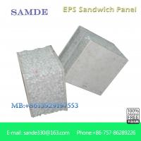 polystyrene lightweight sandwich panels for wall for warehouse