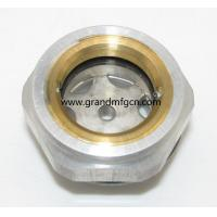 BSP G thread 3/8 1/2 3/4 1 1 1/4 reducer Oil level indicator sight glass custom available