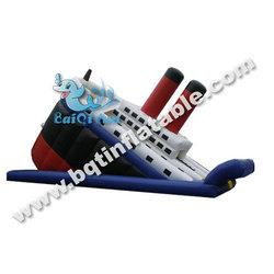 China Inflatable Titanic slide,Gaint water slide,Commercial slide on sale