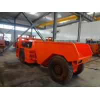 RT-5 Hydraulic  5 Ton Underground Low Profile Dump Truck for Railway Tunneling