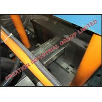 Horizontal C Purlin Roll Forming Machine With Pre - Punching Mould