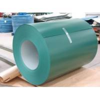 Metal Zinc Coated Pre Painted Steel Sheet In Coils 700mm - 1250mm Width