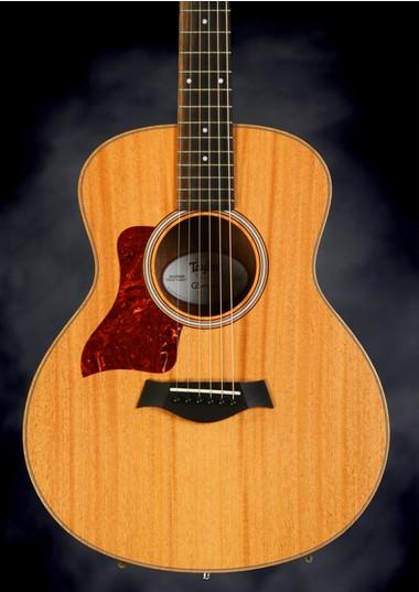 taylor gs mini left-handed mahogany top electro acoustic guitar