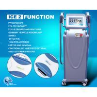 IPL E - light SHR Hair Removal Machine / OPT SHR IPL /  Fractional RF Wrinkle removal machine