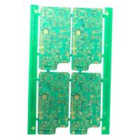 8 Layers PCB Electrical Testing Board PCB Connector FR4 Electronic equipment circuit board Transparent