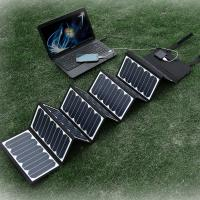 High efficient 60w  Solar Panel Charger Waterproof Solar Charger for Mobile Laptop