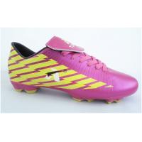 Comfortable Bright Colored  Men's Wholesale Soccer Shoes