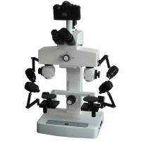 Optical Performance Forensic Comparison Microscope with Wide Field Eyepiece WF10×/ 22, diopter adjustment BSC - 200