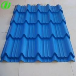 China color coated roof sheet on sale